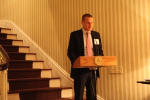 Rob Speyer of Tishman Speyer