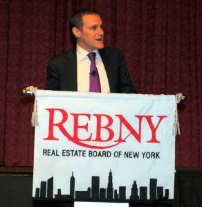Rob Speyer REBNY keynote