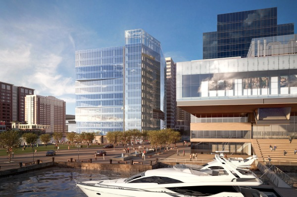 Tishman Speyer HARBOR_VIEW