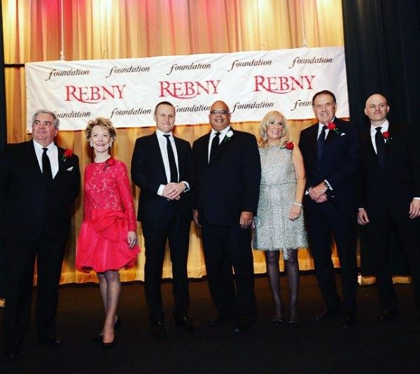 Rob Speyer honored at Annual REBNY Banquet