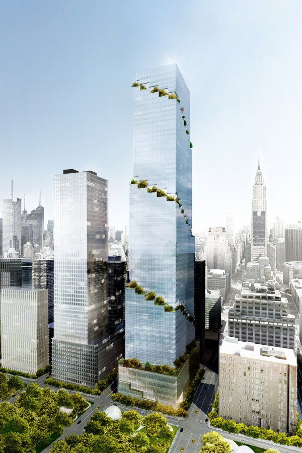 Tishman Speyer The Spiral Office Manhattan